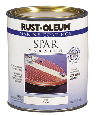 Marine Spar Varnish 32oz