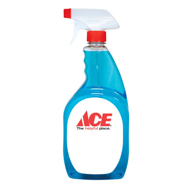 ACE GLASS CLEANER 32OZ
