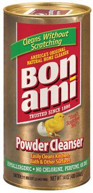 CLEANSER BON AMI 14 OZ