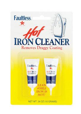 Cleanr Hot Iron Clpstrp/