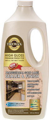 Wax Floor Goldlabel Qt