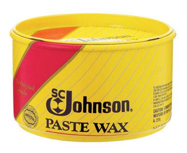 SC JOHNSON PASTE WAX 1LB