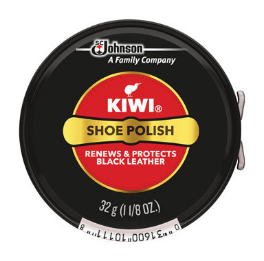 Polish Shoe 1-1/8oz Blk