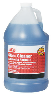 GLASS CLEANER ACE GAL