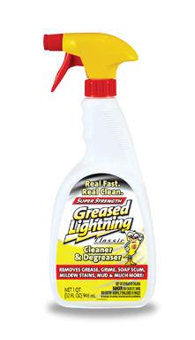 GREASD LIGHTNG CLNR32OZ