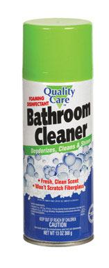 BATHROOM CLEANER QC 13OZ