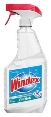 WINDEX VINEGAR 23OZ