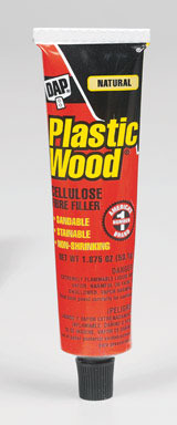 FILLR PLSTCWOOD1.8OZ NAT
