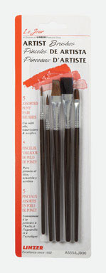 BRUSH ART 5PC UTILITY