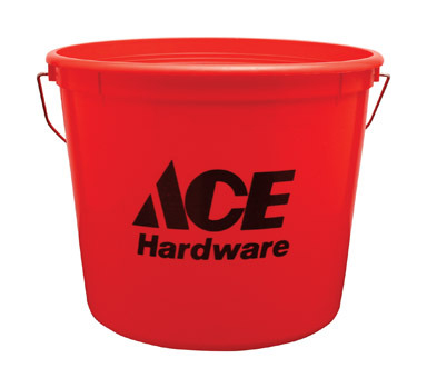 PAIL PAINT 5 QT POLY ACE