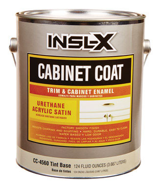 Departments CABINET COAT TINTBASE GL