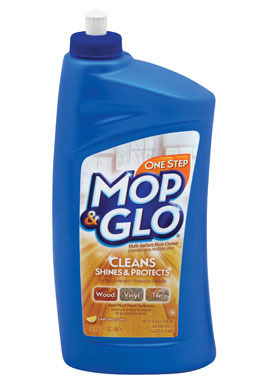 WAX+CLEAN MOP&GLO 32OZ