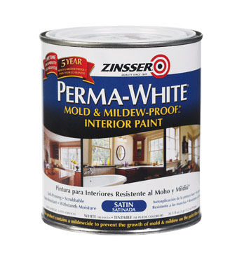 Departments Qt Satin Perma White Paint