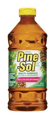 CLEANER PINE-SOL 40OZ