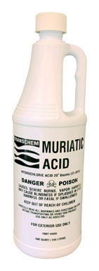 ACID MURIATIC QT