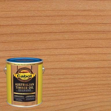 Cabot's Australian Timber Oil - Paint Talk - Professional ...