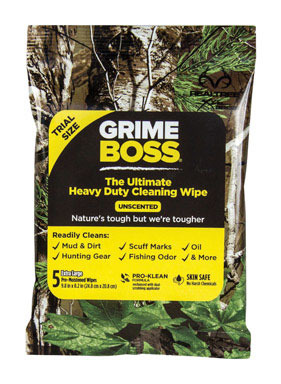 GRIMEBOSS HD CLN WIPE5CT