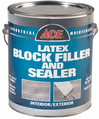 Williams Ace Hardware Block Filler Gallon