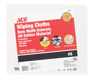 WIPING CLOTHS COLOR#5BOX