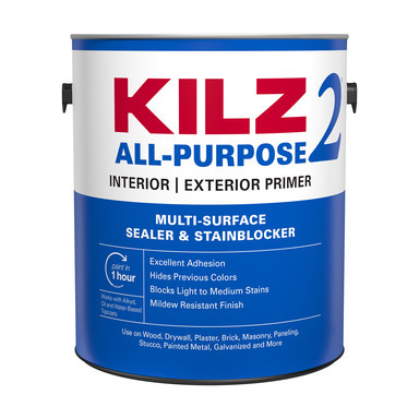 Bethel Mills Departments Kilz 2 Primer Gallon