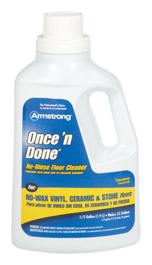CLEANR FLR ONCE&DONE64OZ