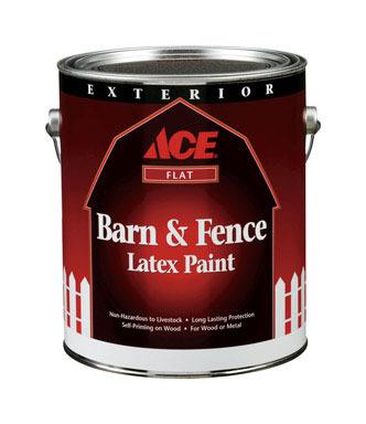williams ace hardware latex farm paint red gallon