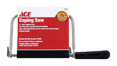 """COPING SAW STL 4-3/4"""" AC"""