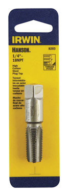 TAP CARDED 1/4X18NPT