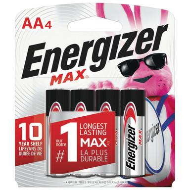 Energizer Max Aa Cd4