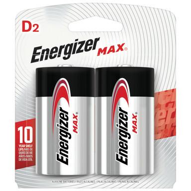 Energzr Max Batt D Cd2