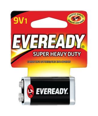 Battery-hvy Duty 9v Ever