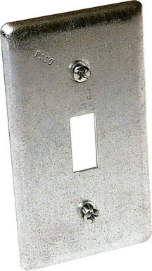 COVER BOX TOGGLE SWITCH