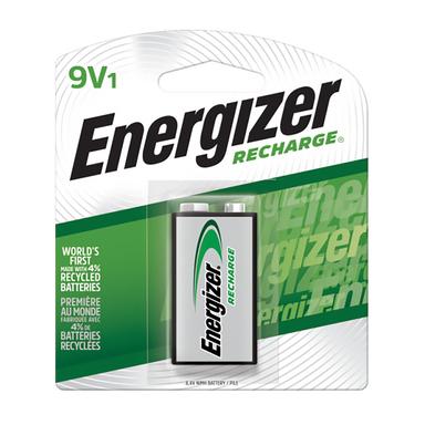 ENERGIZER RECHARGABLE 9V