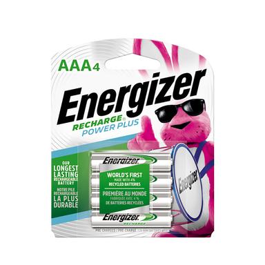 ENERGIZER RECHARG AAACD4