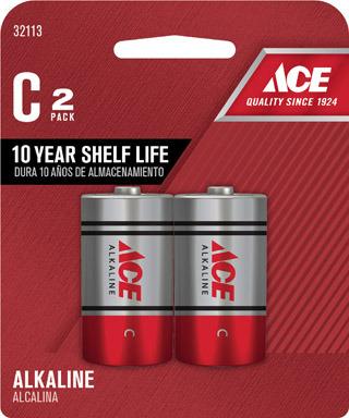 BATTRY ALKLN C CD2 ACE