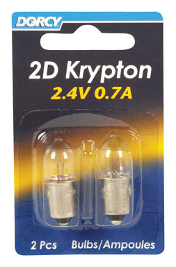 BULB FLASHLITE 2D CD2