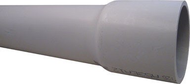 CONDUIT PVC 40 1-1/4X10'
