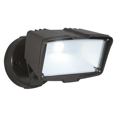LED FLOODLIGHT 1HD BRZ