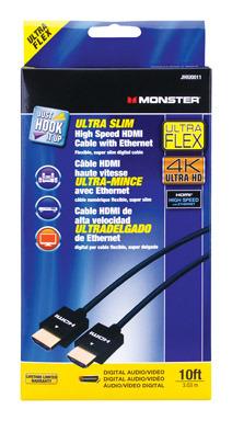 CABLE HDMI SLIM 10'