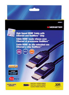 CABLE HDMI REDMERE 30'
