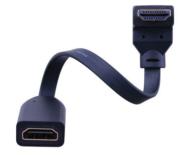 ADAPTER HDMI ANGL FLAT TOP