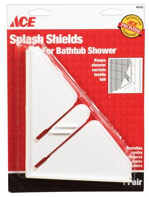 GUARD SPLASH TUB/SHWR PR