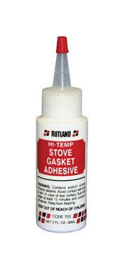 Adhesive Stove Gasket2oz