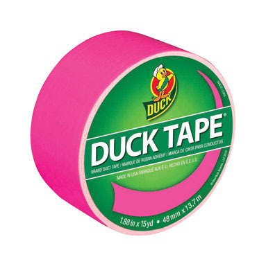 DUCT TAPE PNK XFCT 15YD