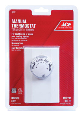ACE THERMOSTAT DBLP HEAT