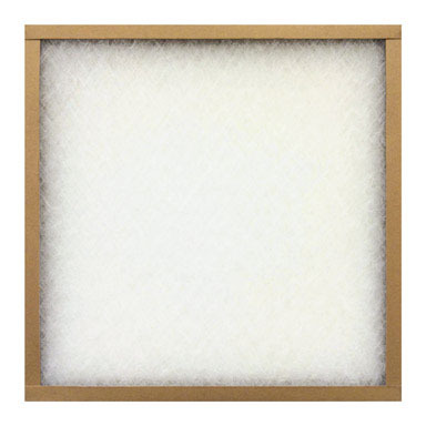 FILTER FURN GLASS10X10X1