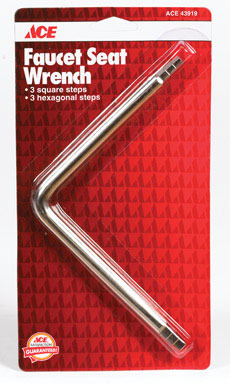WRENCH FAUCETSEAT SQ&HEX