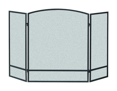 FP SCREEN ARCHED W/BAR