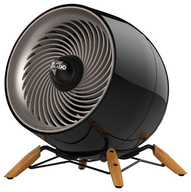 Glide Metal Heater Blk