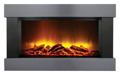 Fireplace Htr 3-in-1